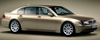 Picture of a bmw seven series